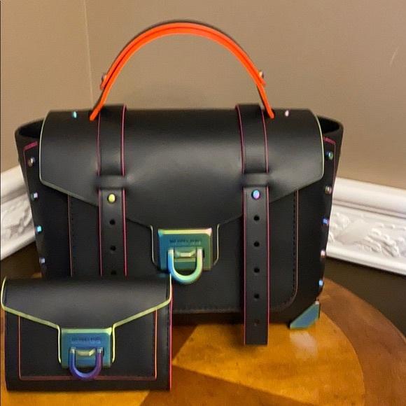 Mk purse top handle